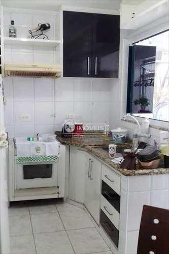 Apartamento, código 2821 em Santos, bairro Pompéia