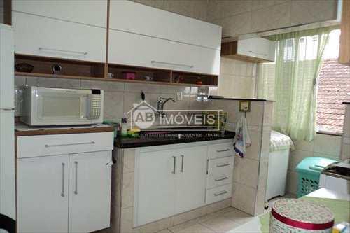 Apartamento, código 2698 em Santos, bairro Encruzilhada