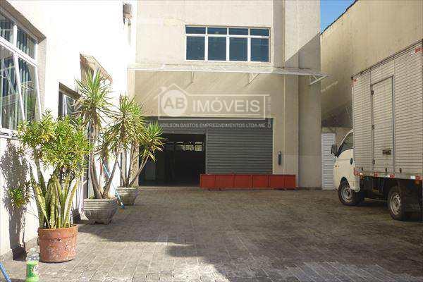 Laje Corporativa em Santos, bairro Vila Mathias