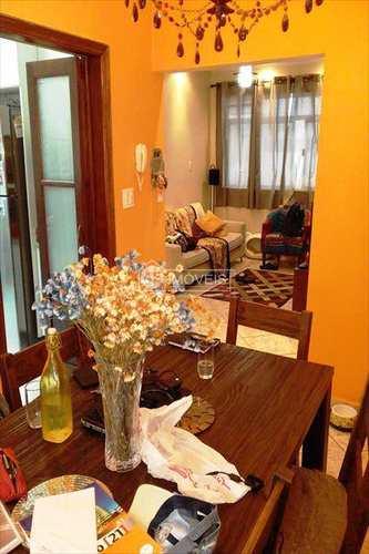 Apartamento, código 2680 em Santos, bairro Pompéia