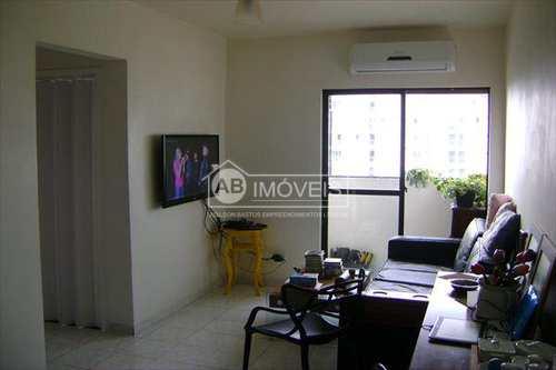 Apartamento, código 2672 em Santos, bairro Estuário