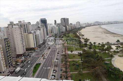 Apartamento, código 2656 em Santos, bairro José Menino