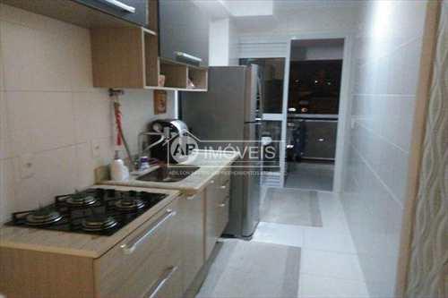 Apartamento, código 2654 em Santos, bairro Ponta da Praia
