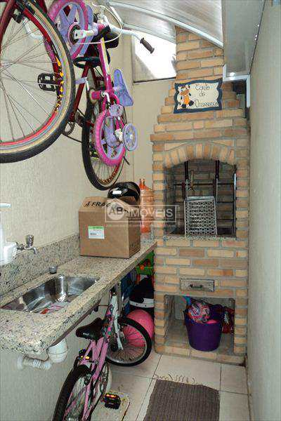 Sobrado de Condomínio em Santos, no bairro Boqueirão