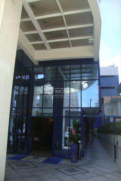 Sala Comercial em Santos, no bairro Boqueirão