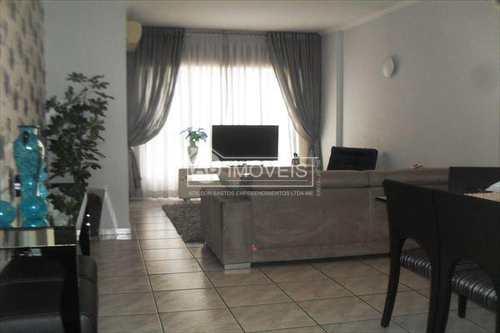 Apartamento, código 2633 em Santos, bairro Embaré