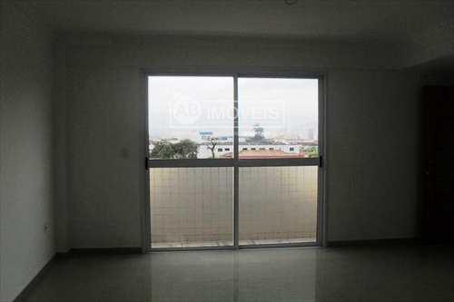 Apartamento, código 2615 em Santos, bairro Encruzilhada