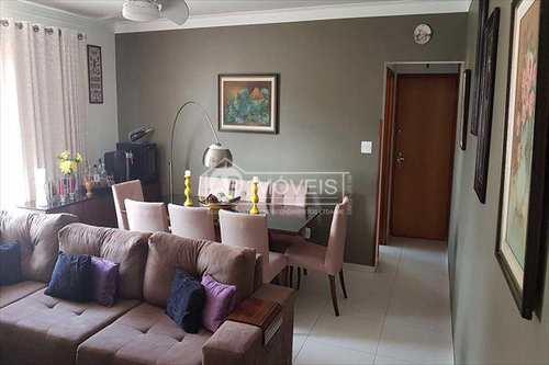 Apartamento, código 2611 em Santos, bairro Marapé
