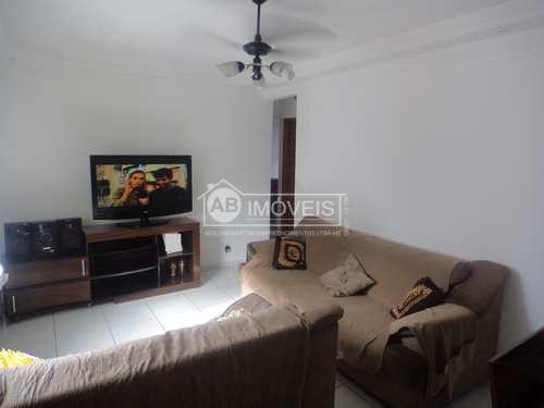Apartamento, código 2600 em Santos, bairro Aparecida