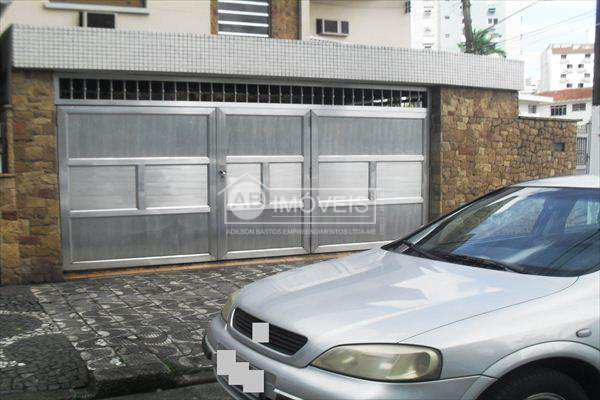 Sobrado de Condomínio em Santos, no bairro Ponta da Praia