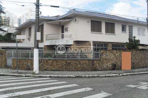 Sobrado de Condomínio, código 2589 em Santos, bairro Ponta da Praia
