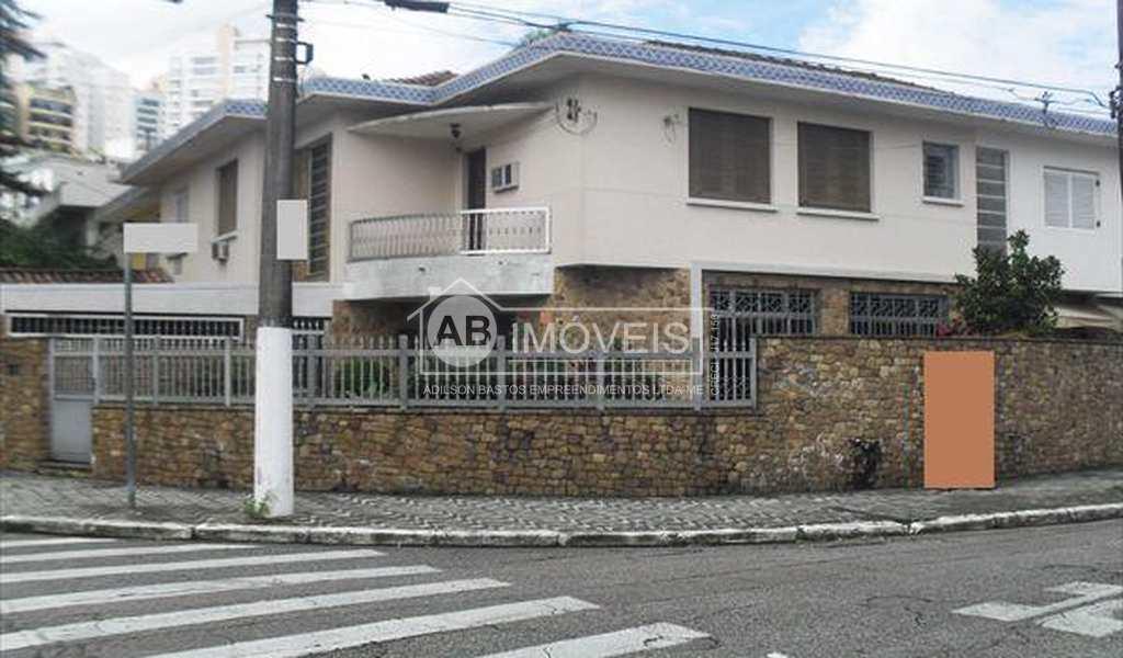 Sobrado de Condomínio em Santos, bairro Ponta da Praia