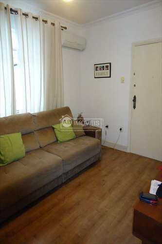 Apartamento, código 2563 em Santos, bairro Embaré