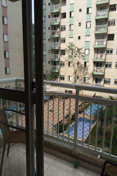Apartamento em Santos, no bairro Morro Nova Cintra