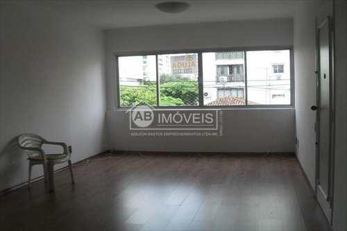 Apartamento, código 2558 em Santos, bairro Boqueirão