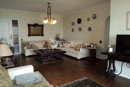 Apartamento, código 2542 em Santos, bairro Gonzaga
