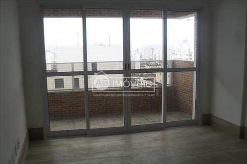 Apartamento, código 2536 em Santos, bairro Boqueirão