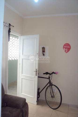 Apartamento, código 2518 em Santos, bairro Aparecida