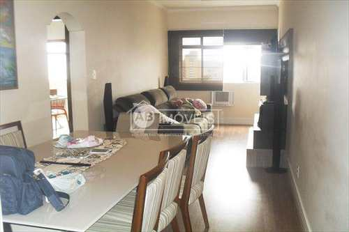 Apartamento, código 2510 em Santos, bairro Encruzilhada