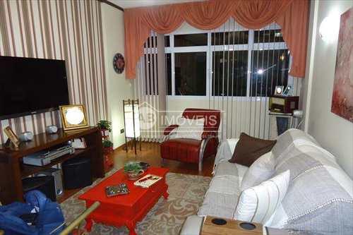 Apartamento, código 2502 em Santos, bairro Gonzaga