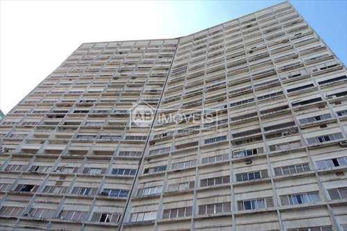 Apartamento, código 2500 em São Vicente, bairro Itararé
