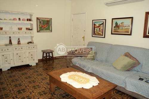 Apartamento, código 2484 em Santos, bairro Boqueirão