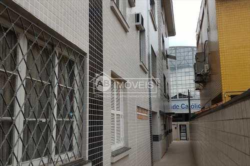 Apartamento, código 2474 em Santos, bairro Vila Mathias