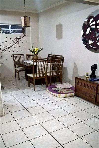 Sobrado de Condomínio em Santos, no bairro Estuário