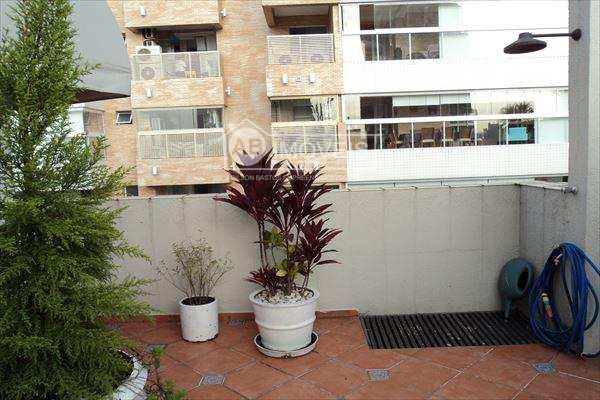 Cobertura em Santos, no bairro Gonzaga
