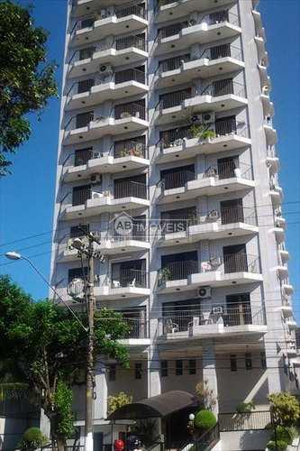 Apartamento, código 2449 em Santos, bairro Aparecida