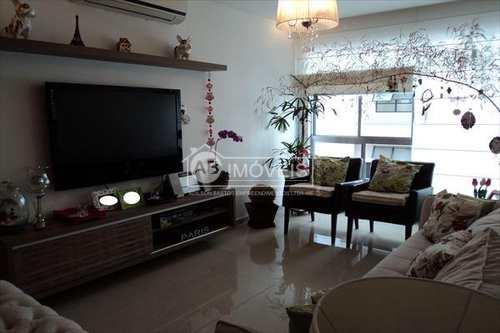 Apartamento, código 2544 em Santos, bairro Embaré