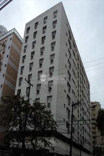 Apartamento, código 2494 em Santos, bairro Gonzaga