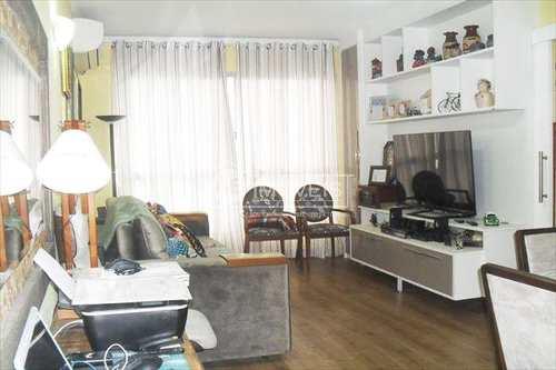 Apartamento, código 2445 em Santos, bairro Embaré