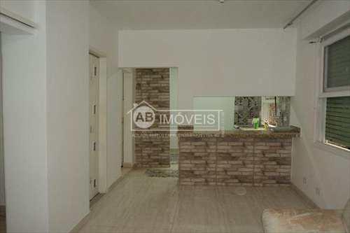 Apartamento, código 2436 em Santos, bairro Aparecida