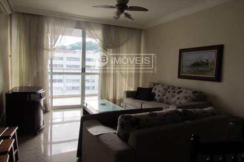 Apartamento, código 2400 em Santos, bairro Pompéia