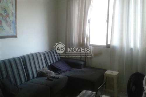 Apartamento, código 2396 em Santos, bairro Encruzilhada