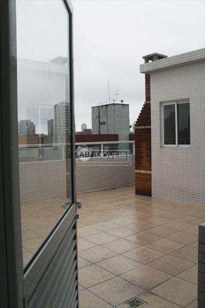 Apartamento em Santos, no bairro Encruzilhada