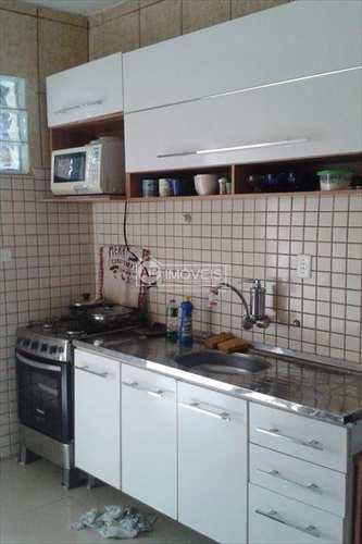 Apartamento, código 2343 em Santos, bairro Boqueirão