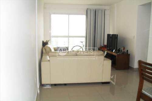 Apartamento, código 2340 em Santos, bairro Boqueirão