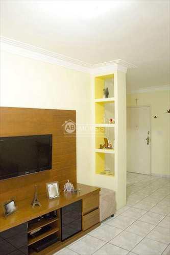 Apartamento, código 2317 em Santos, bairro Vila Mathias
