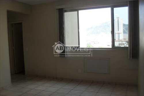 Apartamento, código 2305 em Santos, bairro Gonzaga