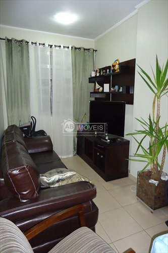 Apartamento, código 2297 em Santos, bairro Encruzilhada