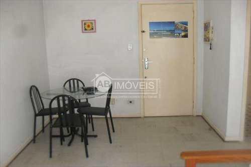 Apartamento, código 2280 em Santos, bairro Aparecida