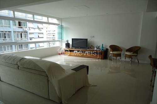 Apartamento, código 2274 em Santos, bairro Gonzaga