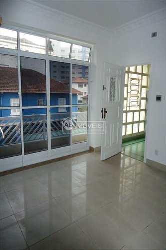 Apartamento, código 2264 em Santos, bairro Boqueirão