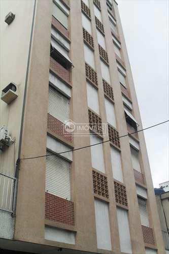 Apartamento, código 2418 em Santos, bairro Pompéia