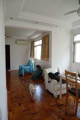 Apartamento, código 2256 em Santos, bairro Gonzaga