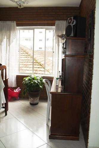 Apartamento, código 2255 em Santos, bairro Marapé