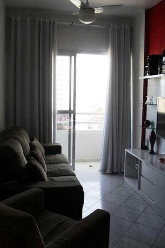 Apartamento, código 2254 em Santos, bairro Encruzilhada