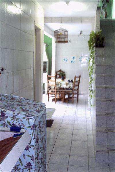 Sobrado de Condomínio em Santos, no bairro Chico de Paula